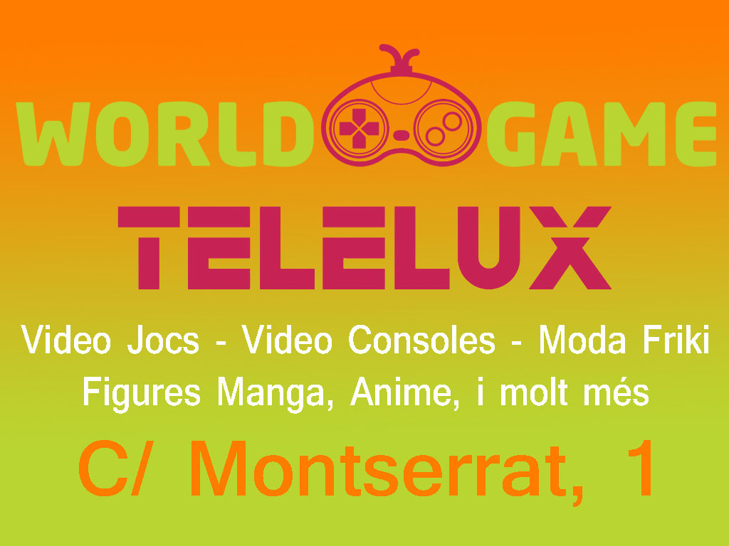 Telelux - World Game -