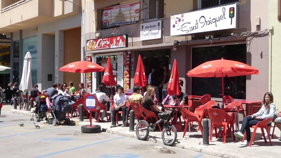 Bar Capri Kebab Pizzeria