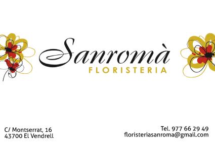 Floristeria Sanromà