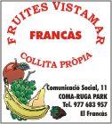 Fruiteria Vistamar